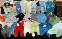 Lote roupas inverno menino