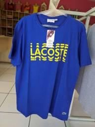 Camisetas Masculinas fio 30.1 peruanas