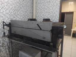 Forno industrial para pizza