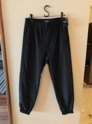 Título do anúncio: Calça preta estilo Jogger