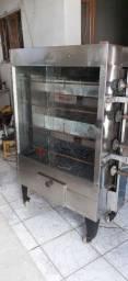 Galeteira máquina de frango