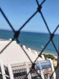 Flat vista para o mar em itaparica ed. praia dourada