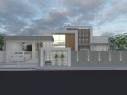 Casa em ponto de acabamento - Excelente estrutura