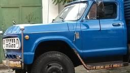 Vendo Chevrolet D60 ano 77 original