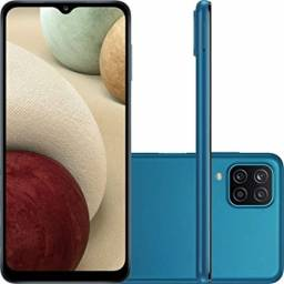 Smartphone Samsung Galaxy A12  (Parcelado)
