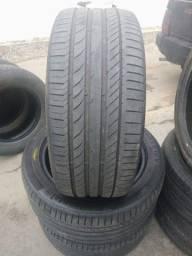 Jogo pneus 255/45/19 seminovos Torro