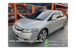 Honda Civic Sedan LXS 1.8/1.8 Flex 16V Aut. 4p 2007/2008