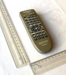 Controle Remoto de Vídeo Cassete - Marca Panasonic - Usado - Não Funciona