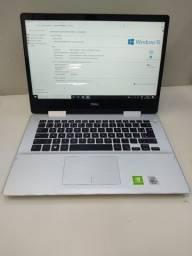 Notebook Gamer Dell i7 8gb