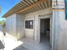 Casa com 1 dormitório para alugar, 25 m² por R$ 600,00/mês - Vila Cardoso - Campo Limpo Pa