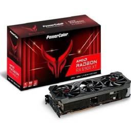 Placa De Vídeo Powercolor Rx 6900xt Red Devil 16gbd6-3dhe/oc