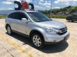HONDA CR-V 2011 AUTOMÁTICO LX. ENTRADA DE 8MIL + 48X R$990