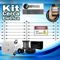 Sistema de Segurança e CFTV