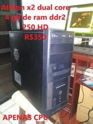CPU athlon x2 dual core