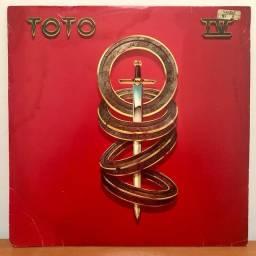 LP Vinil Toto - IV