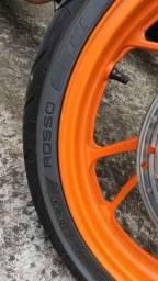Pneu Dianteiro Pirelli Diablo Rosso II 110/70/17 M/C 54H