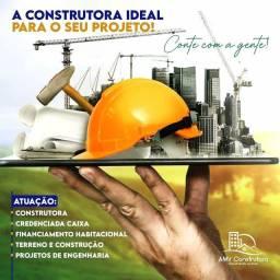 Amv construtora, construindo  sonhos !!!