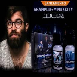 Minoxidil 15% kit