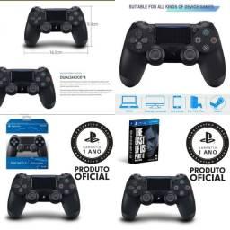 Novo original exclusivo Dualshock Controle joystick sem fio Sony Controle