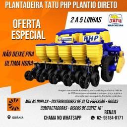 Plantadeira Tatu PHP Plantio direto