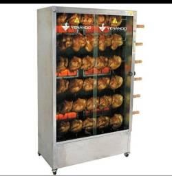 Título do anúncio: Assadeira de frango Nova Venâncio 30 frangos.