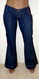 Roupas semi-novas / jeans wear original