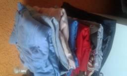 Fardo de roupas usadas