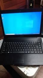 Notebook positivo 4Gb de memória RAM