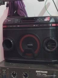 Som LG 220w