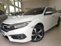Honda Civic Touring 1.5 16v Turbo Gasolina Aut. 2018