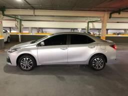 Corolla GLI 1.8 2018/18 Aut. c/ opcionais do Upper - 2018