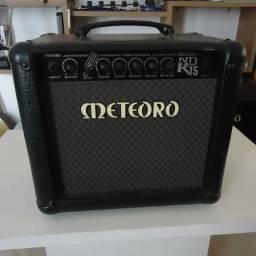 Cubo Amplificador Guitarra Meteoro NDR15 - Nitrous Drive Reverb 15W