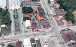 Terreno c/2.100 m² - Rua XV de Novembro ? Vila Nova