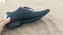 Sapato Democrata com 7cm interno