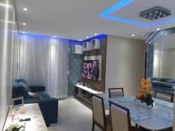 Lindo apartamento Allegro com 3 Quartos climatizado com armários