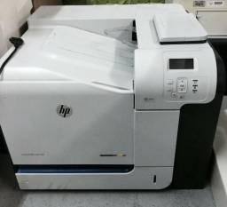 Impressora laser jet m500 color m551
