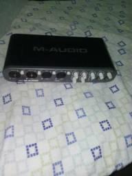 M audio fast track ultra