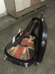 Vendo fender americano (aceito violão de menor valor que seja de meu interesse )