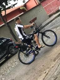 Bicicleta Motorizada Completinha na Garantia