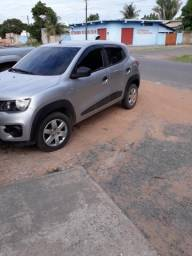 Vendo kwid já financiado - 2018