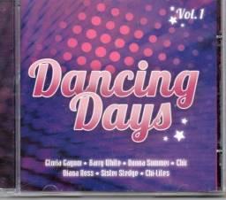 Cd - Dancing Days Vol. 1