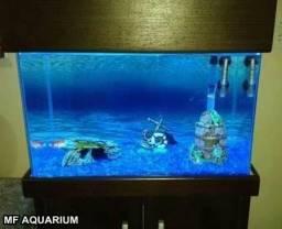 Alguem que faça Aquario sob medida