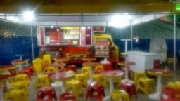 Food truck / trailer modelo kombi