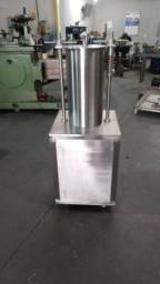 Maquina embutideira linguiça 25 kilos Pneumática