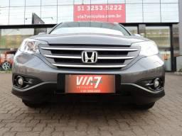 HONDA CRV 2013/2013 2.0 EXL 4X2 16V FLEX 4P AUTOMÁTICO - 2013