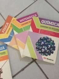 Cadernos de revisão p/ ensino médio