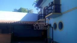 Casa com 3 dormitórios à venda, 250m² por R$1.540.000-São Francisco - Niterói/RJ
