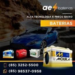 A bateria inteligente, bateria 60Ah Moura