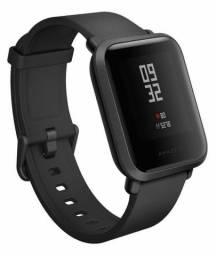 Relógio Smartwatch Amazfit Bip Lite Preto Lacrado Xiaomi 12x sem juros no cartão