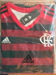 Camisa Flamengo 2019/20 Oficial pronta entrega Promoção